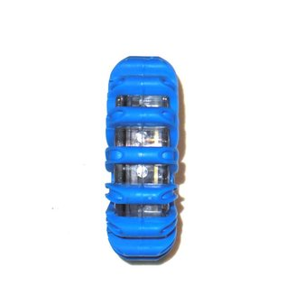 16 LED hazard flare - blue - rechargeable