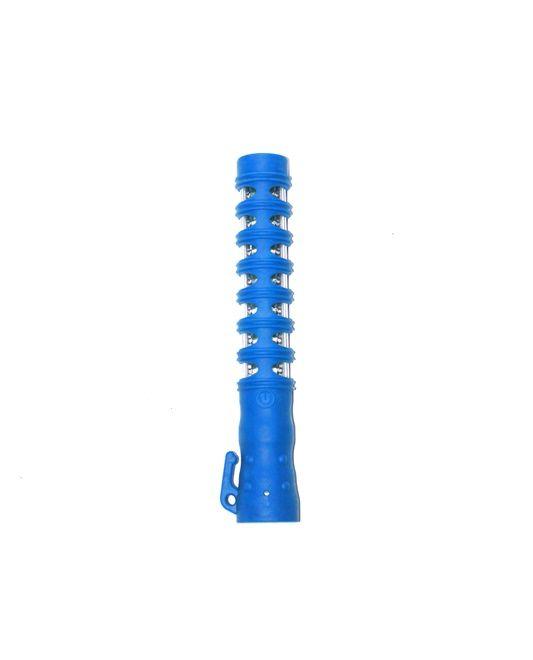 LED Traffic baton - blue - rechargeable
