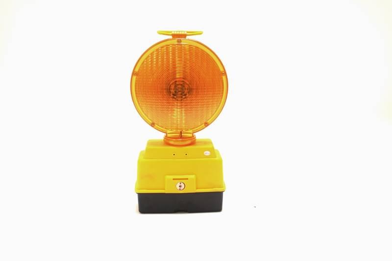 Road warning lamp STARFLASH 2000 - single-sided - yellow