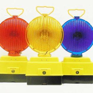 Werflamp STARFLASH 2000 - dubbelzijdig - geel