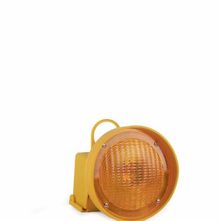 STAR Warning lamp CONESTAR 1000 for cones - Yellow ( excl. battery )