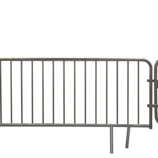 Barrière de police/Barrière Nadar 14 barreaux - 200 x 110 cm