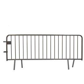 Crowd control barrier 18 bars - 250 x 110 cm