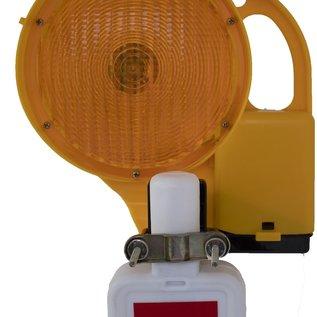 Lampe de chantier STAR 6000 - double face - jaune