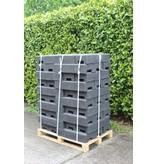 Bouwhekvoet - 25 kg - gerecycleerd PVC
