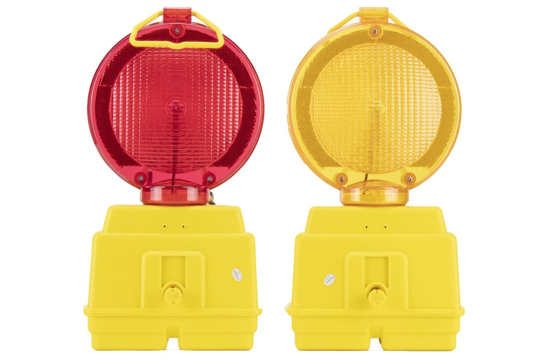 STAR Lampe de chantier STAR 2000 - jaune