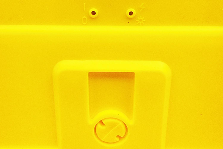 STAR Werflamp STAR 2000 - geel