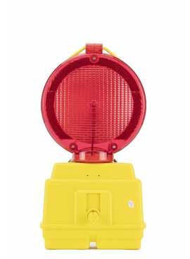 STAR Lampe de chantier STAR 2000 - rouge