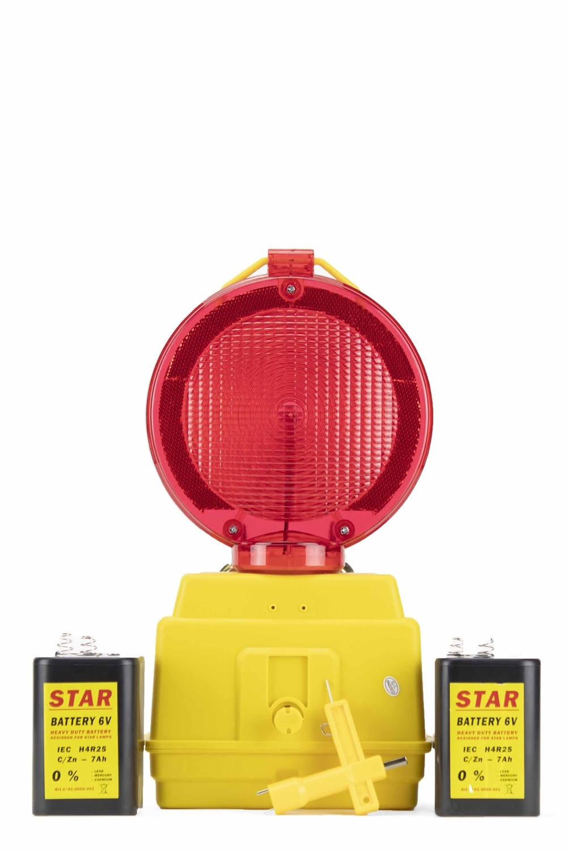 STAR Warning lamp STAR 2000 - red