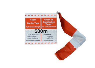 Chaines and barrier tape