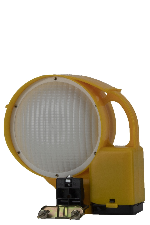 STAR Lampe de chantier STAR 7000 - simple face - jaune