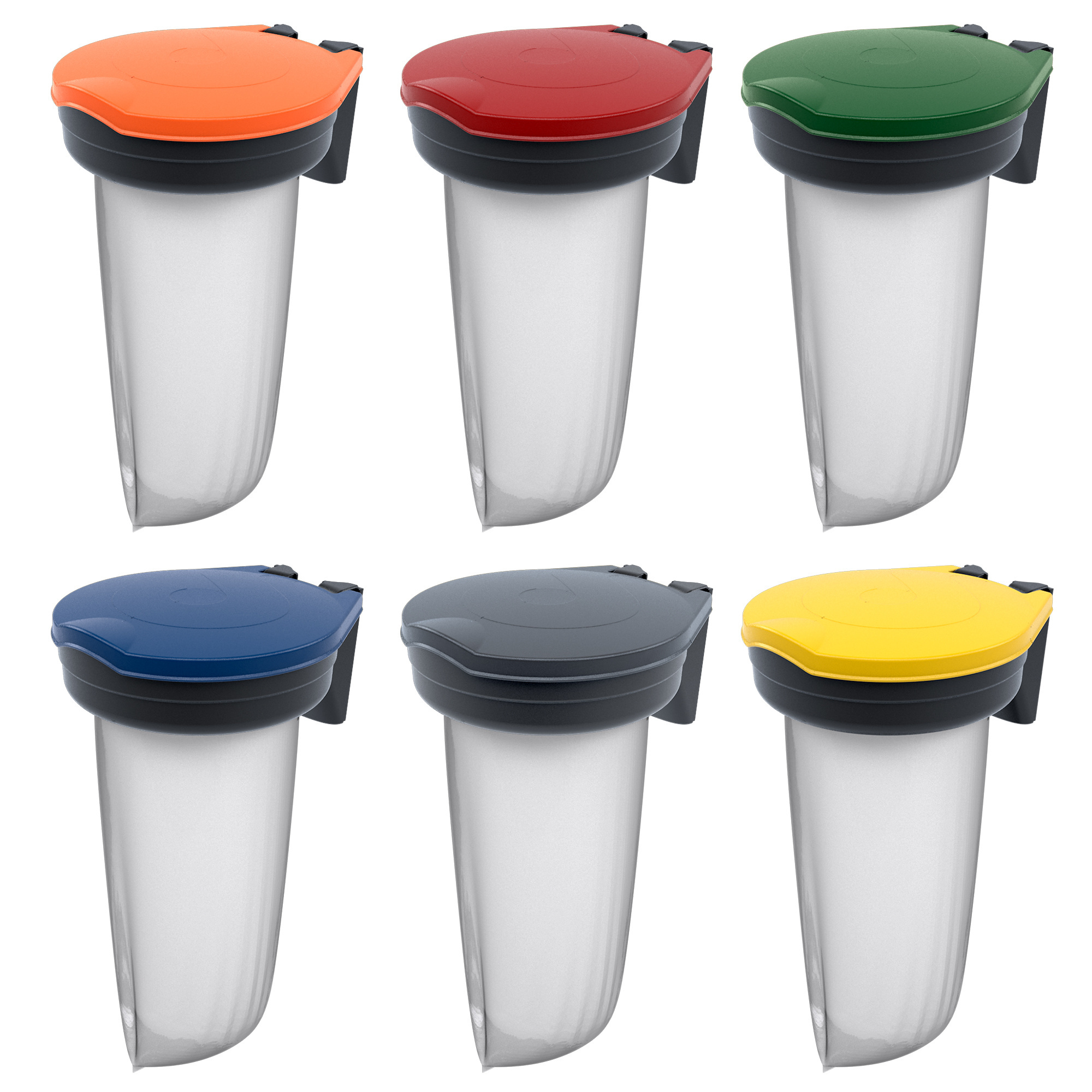 SKIPPER SKIPPER recycle bin - choice of colours