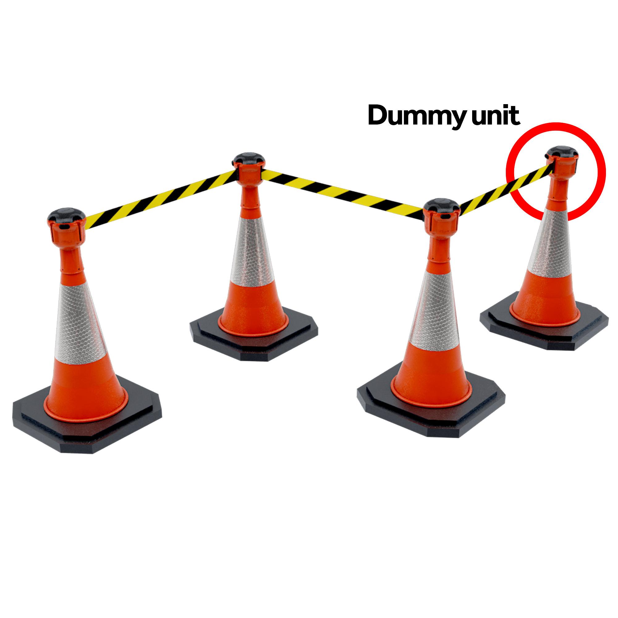 SKIPPER SKIPPER dummy - oranje