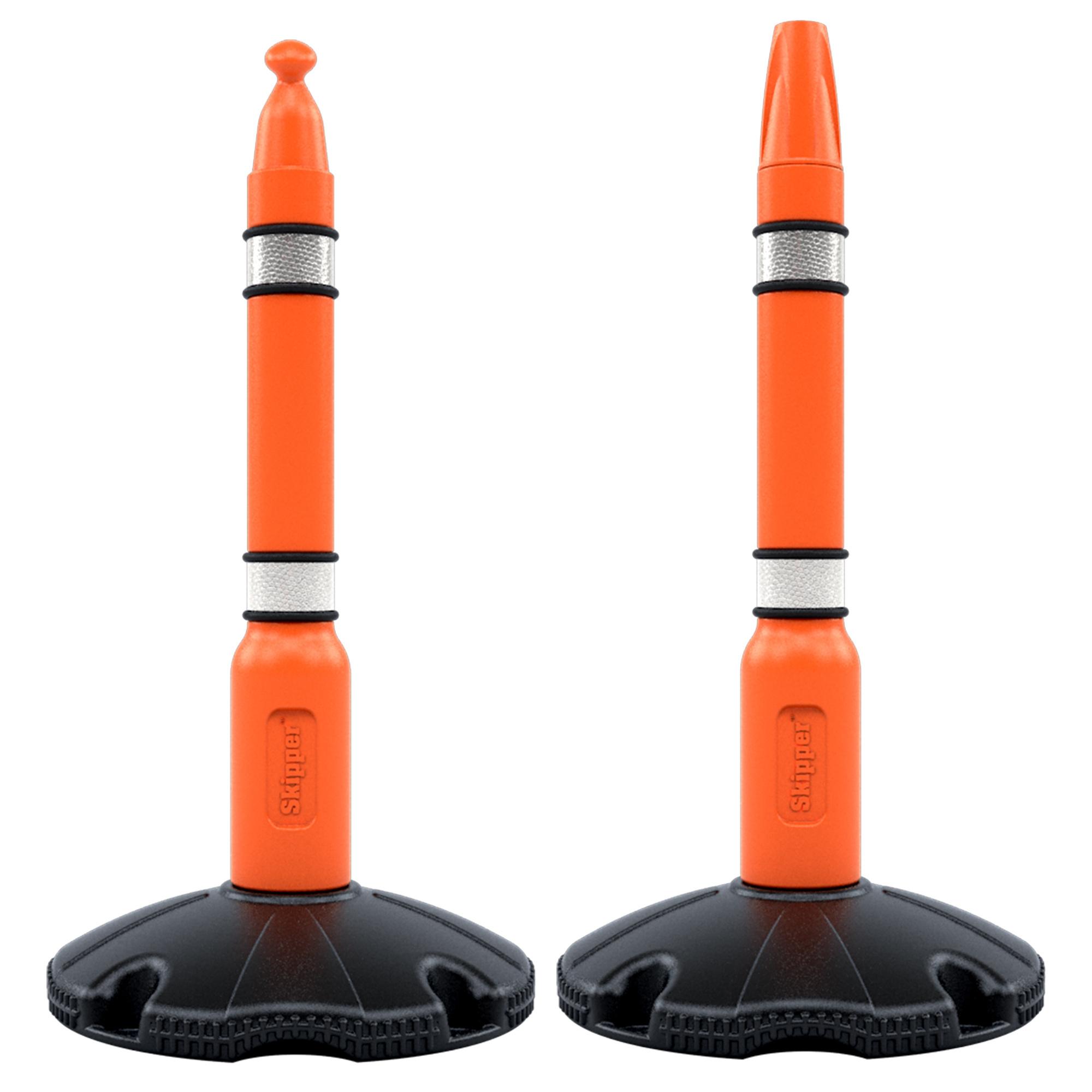 SKIPPER SKIPPER post cap - orange