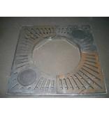 GRILLE D'ARBE FONTE 1000 x 1000 Modèle 8