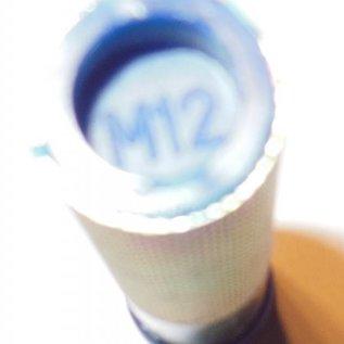 16 / 80M12 threaded sleeve - plug (Fixation-ancor foldable beacons)