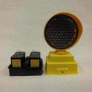 Werflicht STARLED 4000-80 (excl. batterijen)