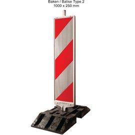 Beacon for roadworks type 2 Europe