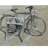 BICYCLE RACK WITH 3 BRACKETS 2000 x 600 x 800 mm