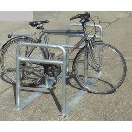 BICYCLE RACK WITH 3 BRACKETS 2000 x 600 x 800 mm