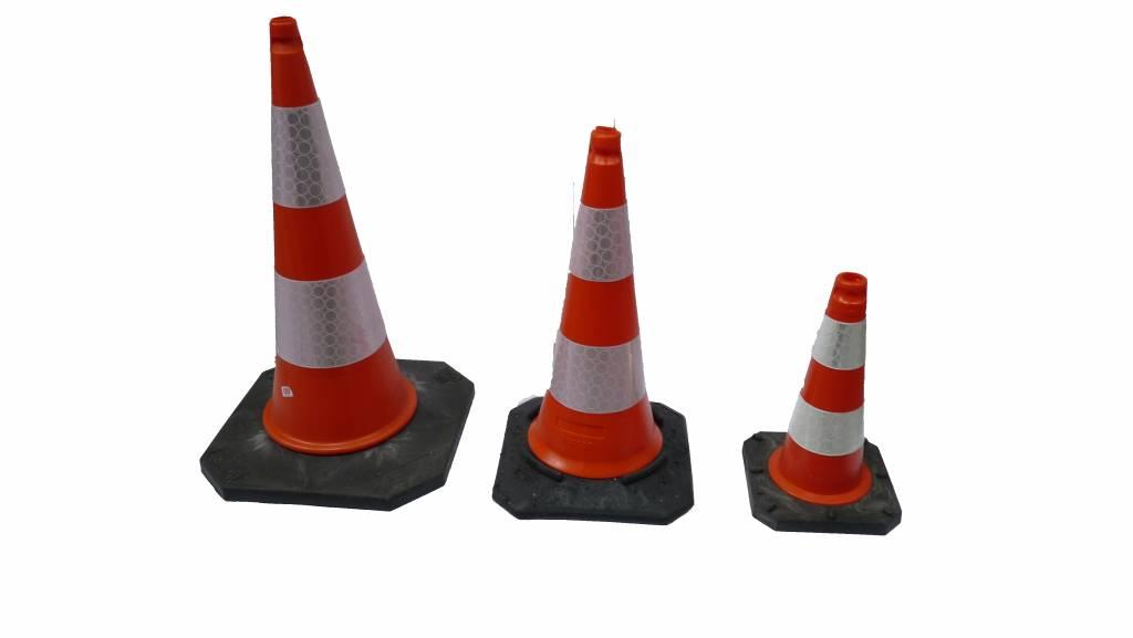 Traffic cone 'BIG FOOT' - 50 cm high