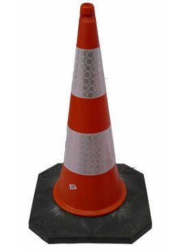 Traffic Cone 'BIG FOOT' - 100 cm high