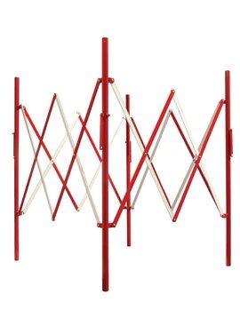 Barrière pliable carré 1m²