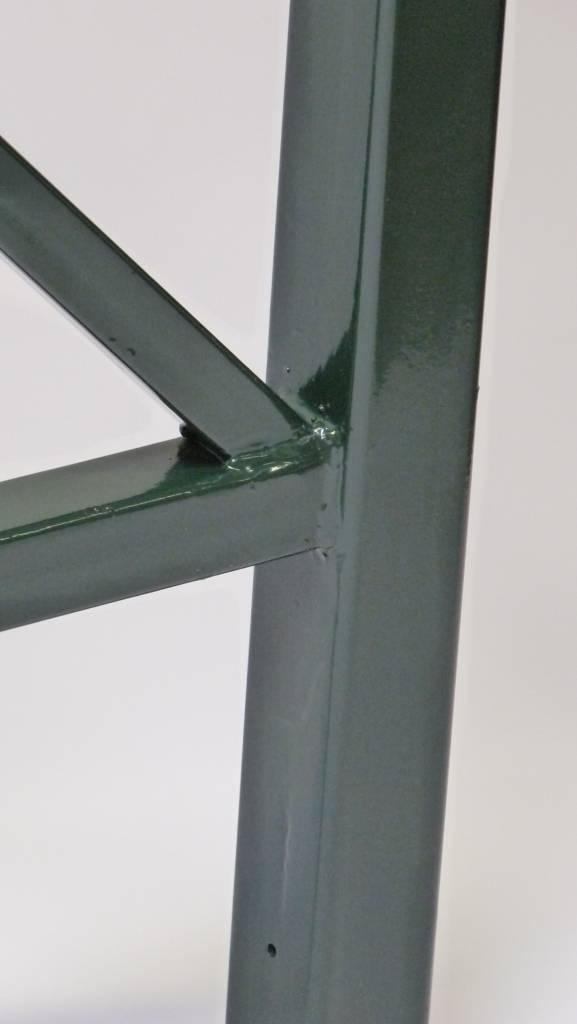 Hek Sint Andries 90 x 88 cm - Groen (RAL 6009)