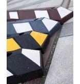 Parkeerstop Park-it® (Zwart-geel) 1200x150x100 mm