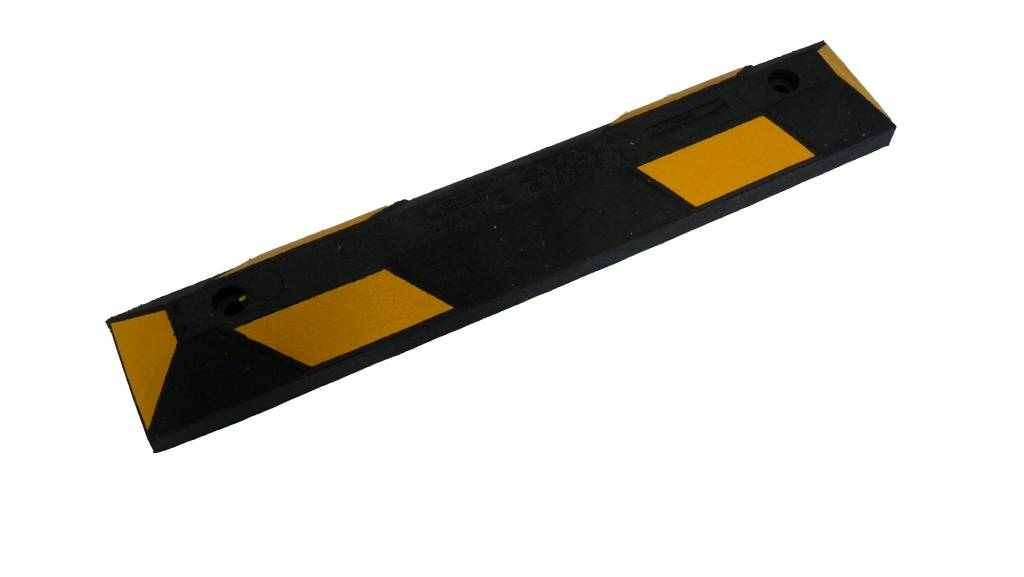 Parkeerstop Park-it® (Zwart-geel) 900x150x100 mm
