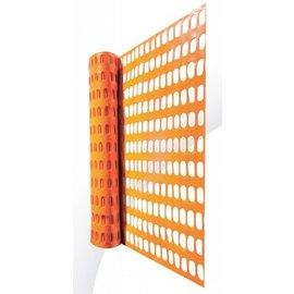 SAFETY BARRIER MESH - SAFETY FENCING - SKI FENCE