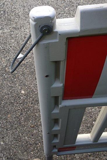 Barrière de chantier EURO 2 mètre