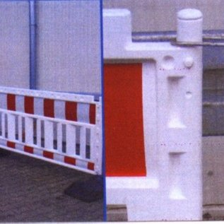 Euro barrier fence