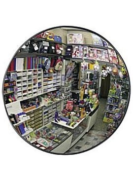 Safety mirror - anti theft