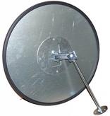 Veiligheidsspiegel - anti diefstal rond 400 & 600 mm
