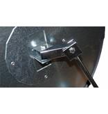 Safety mirror - anti theft round 400 & 600 mm