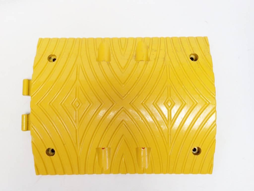 Verkeersdrempel 'SLOWLY' 6 cm