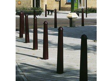Potelets de ville et poteau anti-stationnement