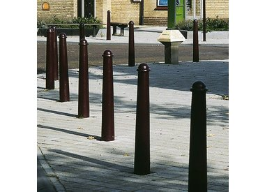 Street bollards and posts