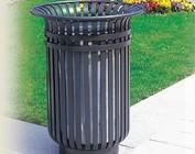 Street and city litter bins