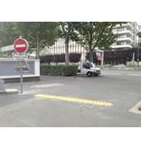 Eénrichting parkeer valhek - Parkeereg - Parkeer schaar