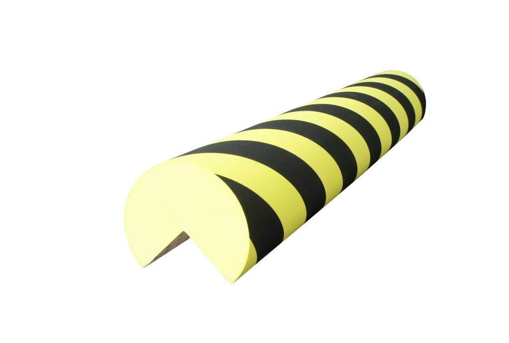 Rounded corner protectors strips