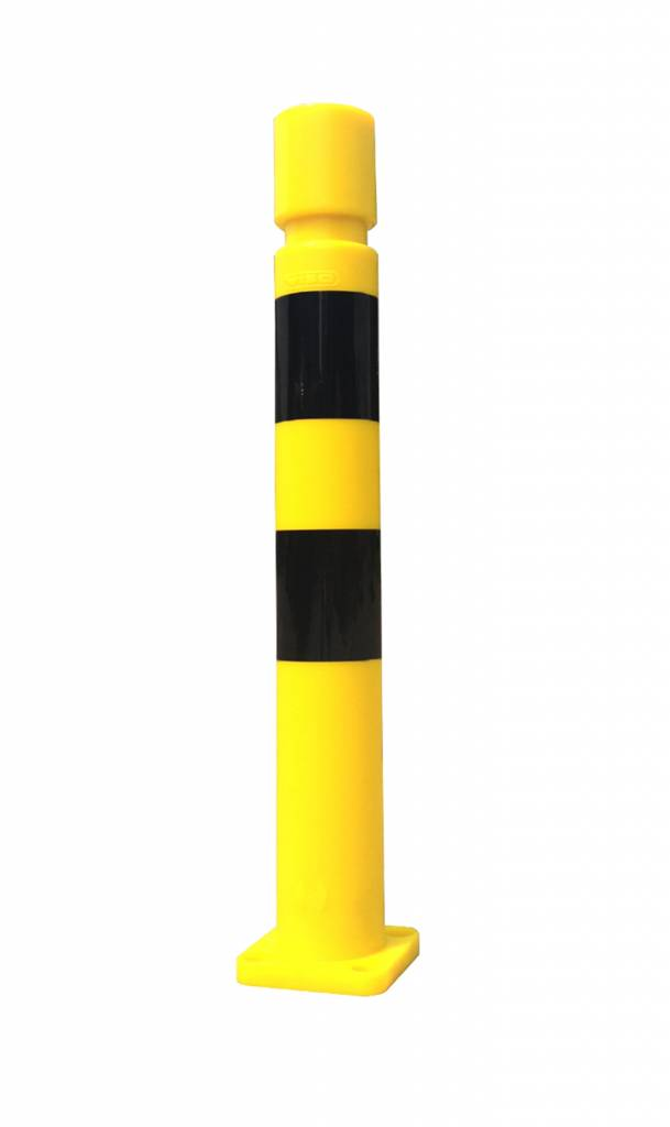 Flexible crash protection bollard - industrial