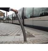 Street bollard with form memory - Revert bollard