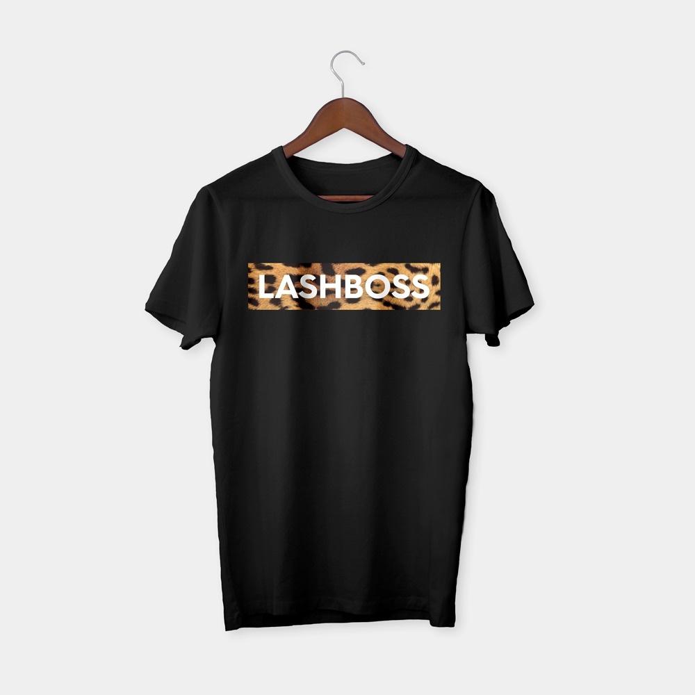 Nelissa T shirt LASHBOSS