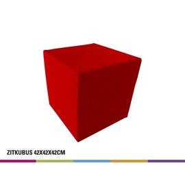 Zitkubus 42cm - standaard kleur (onbedrukt)