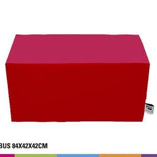 Zitbank 84x42x42cm - standaard kleur (onbedrukt)