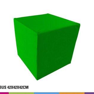 Zitkubus 42 cm - standaard kleur (onbedrukt)