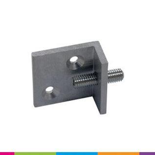 Muurbevestiging voor simple 19mm frame (set van 2 stuks)