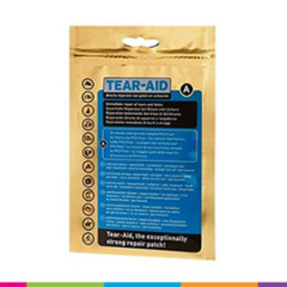 Tear aid repair kit